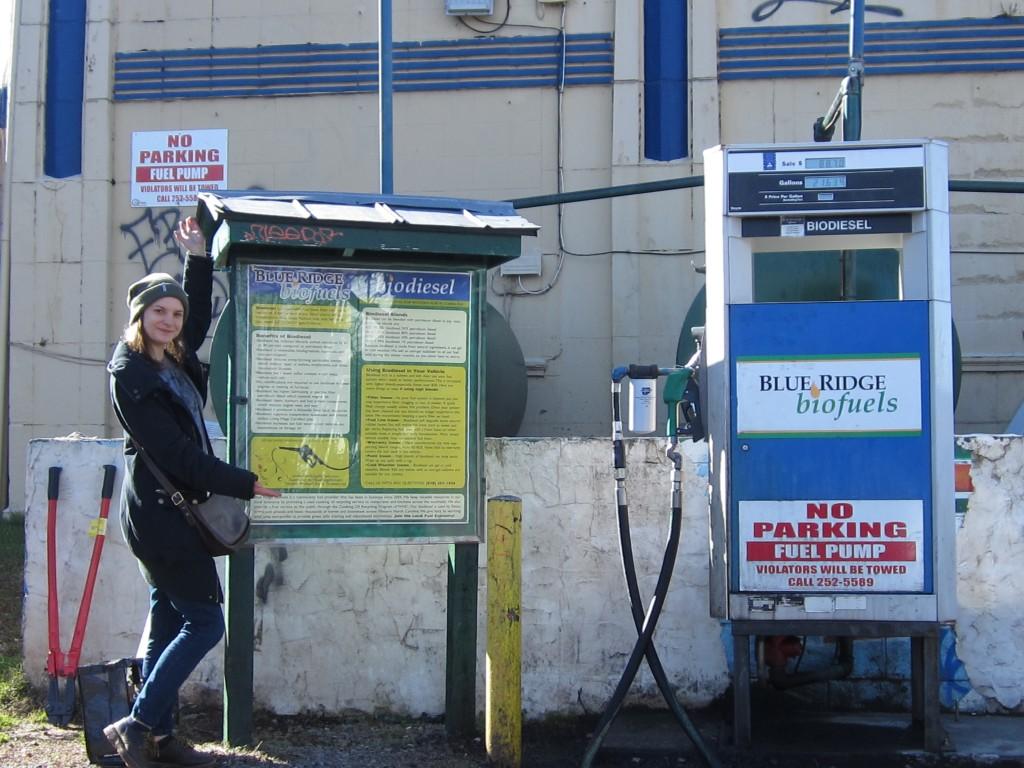 Gas-Up Kiosk