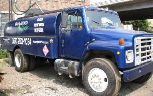 Blue Ridge Biofuels tanker