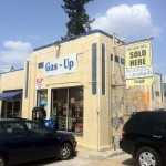 The Gas-Up is located at 405 Haywood Rd. in West Asheville off Interstate 240.
