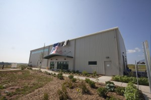 Our new biodiesel factory, in the Catawba County EcoComplex