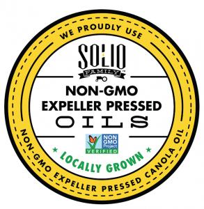 Solio badge